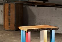 ART CHAIRS and Tables /