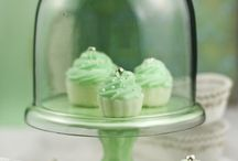 Cupcake Butter Mints--these just make one sigh upon seeing them. Minty and dainty all in one:)