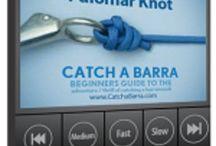 Barramundi Fishing Knots