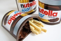 Nutella / Nutella, Nutella, and... um oh yeah Nutella