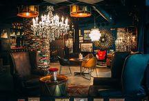 club/restaurant/bar interior