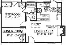 House plans / by Lisa Turman