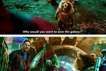 Guardians of the Galaxy and Chris Pratt