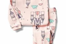 CHILDREN'S SLEEPWEAR / Sleepwear options for boys and girls.
