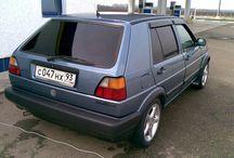 VW Golf GL 1991