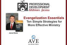 Evangelization and Discipleship