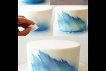 creative with icing decorating