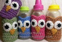 şişe örme