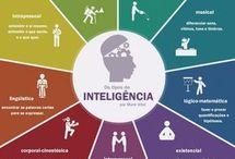 A teoria das inteligências