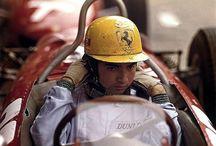Race car drivers / Famous drivers