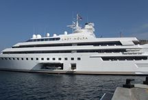 Яхта Lady Moura (Lady Moura Yacht)
