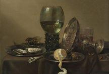 Willem Claeszoon Heda (1593/1594-1680/1682) / Dutch Art.