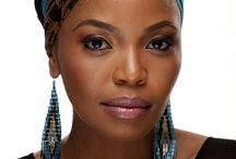 South African actresses / Leading talents in SA