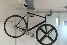 Bike storing