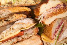 Sandwiches de alegría / Prueba nuestros deliciosos Sandwiches con la combinación de ingredientes #saludables y #Hechosencasa!!!