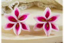 Flower Jewelry / Here's some of my favorite and best selling flower jewelry designs from my shop. / by Stranded Treasures
