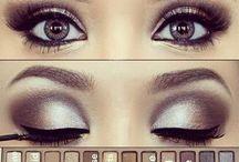 Makeup. / by Chrystal Ruiz