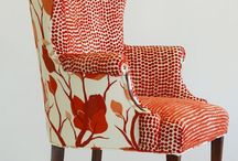 Upholstered Chairs Wingback