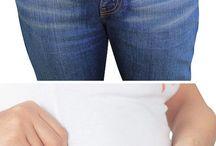 jean para embarazo