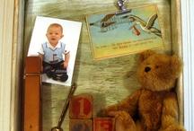 baby vintage decor
