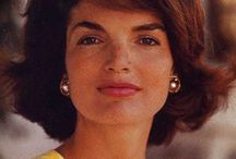Jackie Bouvier Kennedy Onassis / by Timothy Connor