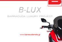 Σειρά B-LUX / Η νέα πολυτελής σειρά της BARRACUDA (BARRACUDA LUURY PROJECT)