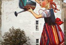 STREET ART / Arte de la calle.