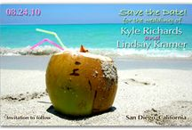 Beach Wedding Save the Date Magnets Ideas / If your having a Tropical, Beach or Destination Wedding this is your first stop.  We have the finest photos for that special event.  If you dont see a completed Save the Date Magnet you would like than visit our Image Gallery with over 13 millions photos to view. Your bound to find what your looking for here.