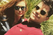 Holland Roden ❤ Max Carver / Aiden and Lydia
