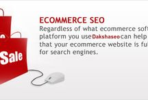 E-commerce SEO / Ecommerce SEO is simply the best way of setting up, to promote and run your online business.Daksha SEO always makes sure that your business is never short of visitors which you can convert to customers.