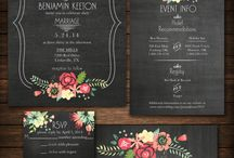 invite / collect wedding invite and other