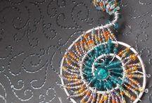 Kreatives Handwerk / Luxus Modeschmuck Unikate