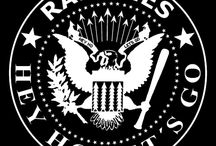 RAMONES / Whenever I'm having a shit day- I throw on the Ramones first album and life is good again... / by Chris