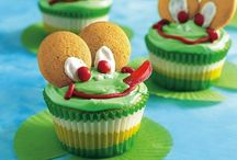 Kid-Friendly Recipes / Get creative with kids in the kitchen with these fun crafts and recipes! / by Pillsbury