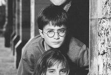 Harry Potter & the cast