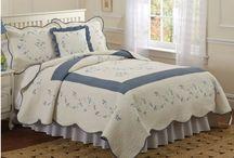 bedding / by Brandy LaBrosse