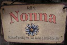 """Being """"Nonna"""""""