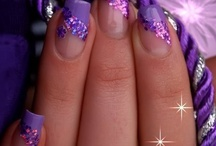 Nail Art  / Fun and pretty things to try on my nails  / by Wendy Shoup