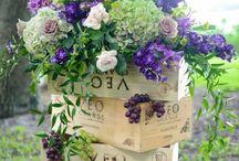 decoración y arreglos florales