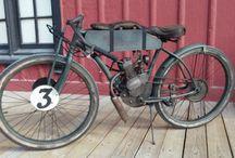 Motor bicycles
