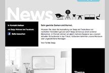 newsletter / by Raquel Rodilla