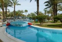 Hôtel El Mouradi El Menzah**** / Hôtel situé à Hammammet (Tunisie)