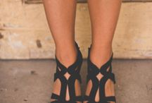 Prom Shoes Wedges Black