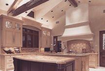 Kitchen / by Ashley Gordon