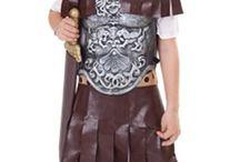 disfraces de romanos