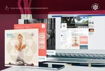 DIGITAL by o8 / Website - Social - Mailing - eBrochure - App