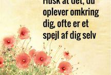 Lisbeth Fruensgaard - kloge ord