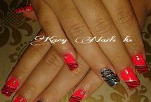 nail art kary nails