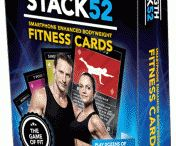 Strength Stack 52 / With millions of workout combinations that you can carry in your pocket, there is no limit to how fit you can get With Strength Stack 52.Strength Stack 52 is a customized deck of playing cards designed to strengthen your entire body in the shortest period of time.