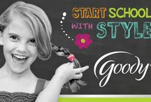 Start School With Style / Go back to school in style with Goody!